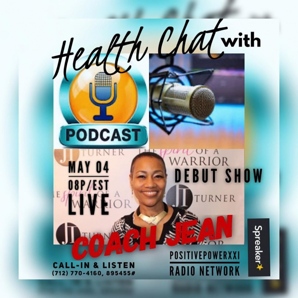 Health Chat with Coach Jean - Cover Image