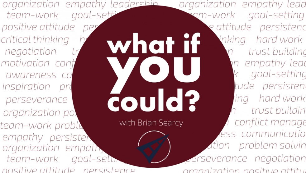 What If You Could? with Brian Searcy - immagine di copertina