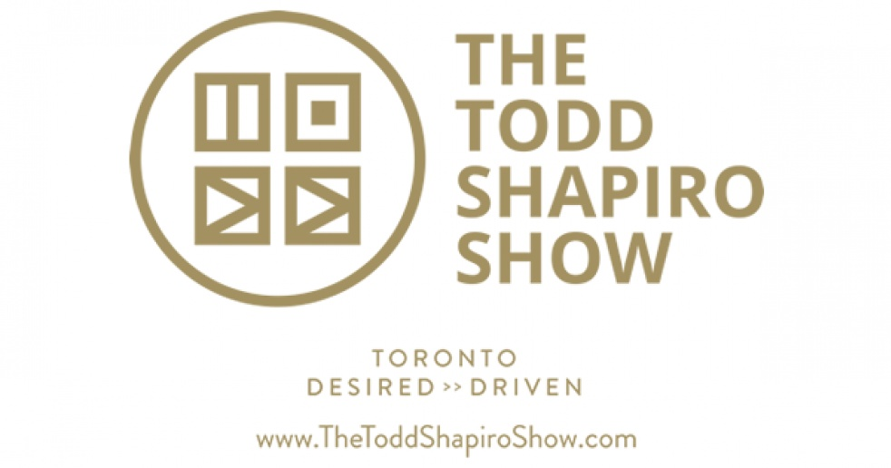The Todd Shapiro Show - show cover
