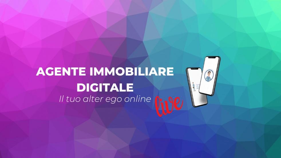 Live by Agenti Digitali - Cover Image