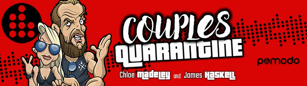 Couples Quarantine with James Haskell and Chloe Madeley - immagine di copertina