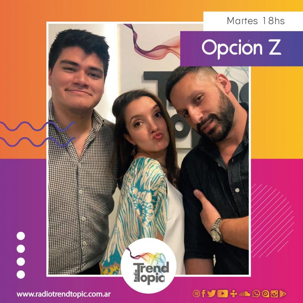 Opción Z - Radio Trend Topic - Cover Image