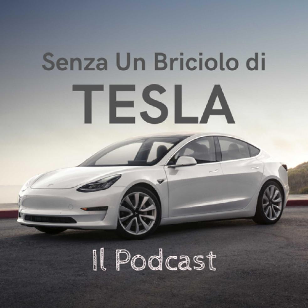 Senza Un Briciolo di... TESLA - show cover