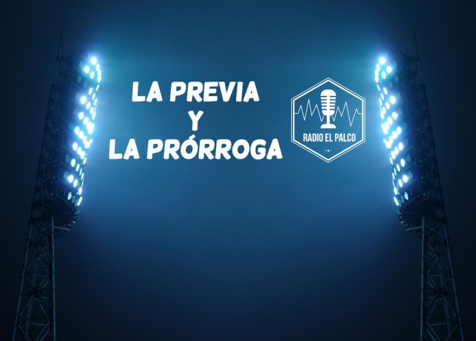 La Previa y La Prórroga - immagine di copertina dello show
