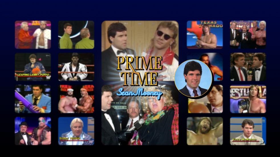 Prime Time with Sean Mooney - imagen de portada