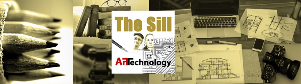 The Sill - Perspectives on Art & Tech - show cover
