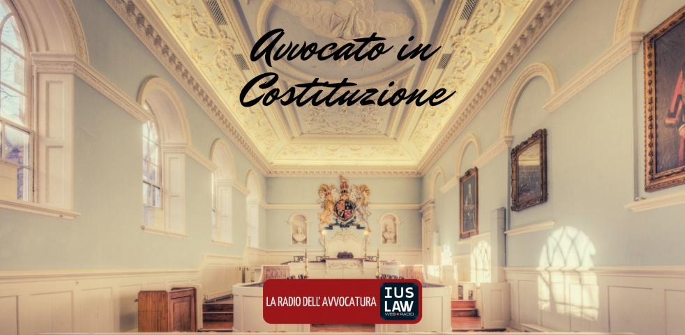 AvvToCost - Avvocato in Costituzione - immagine di copertina dello show