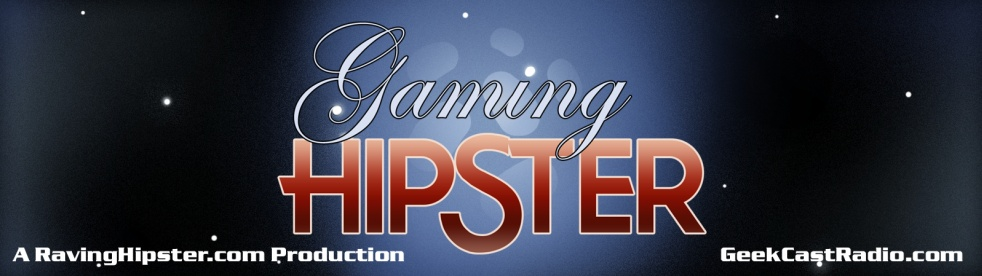 Gaming Hipster - Cover Image