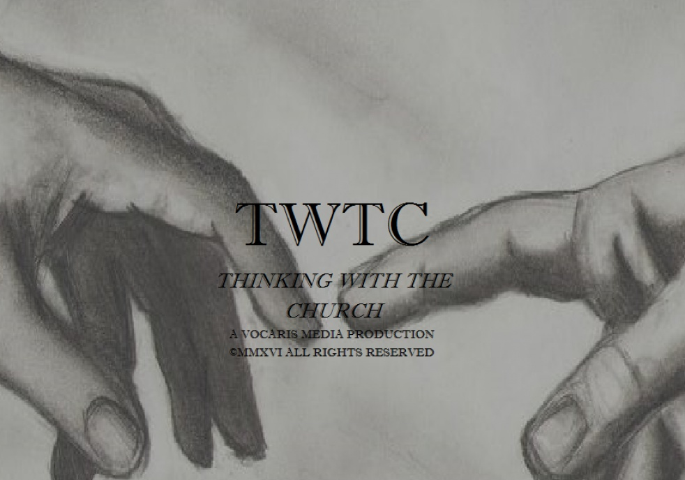 Thinking with the Church - Cover Image