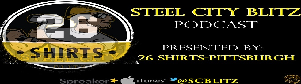 Steel City Blitz Podcast - show cover
