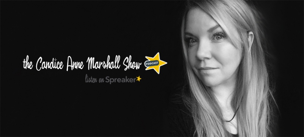 The Candice Anne Marshall Show - show cover