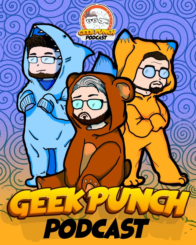 Geek Punch - imagen de portada