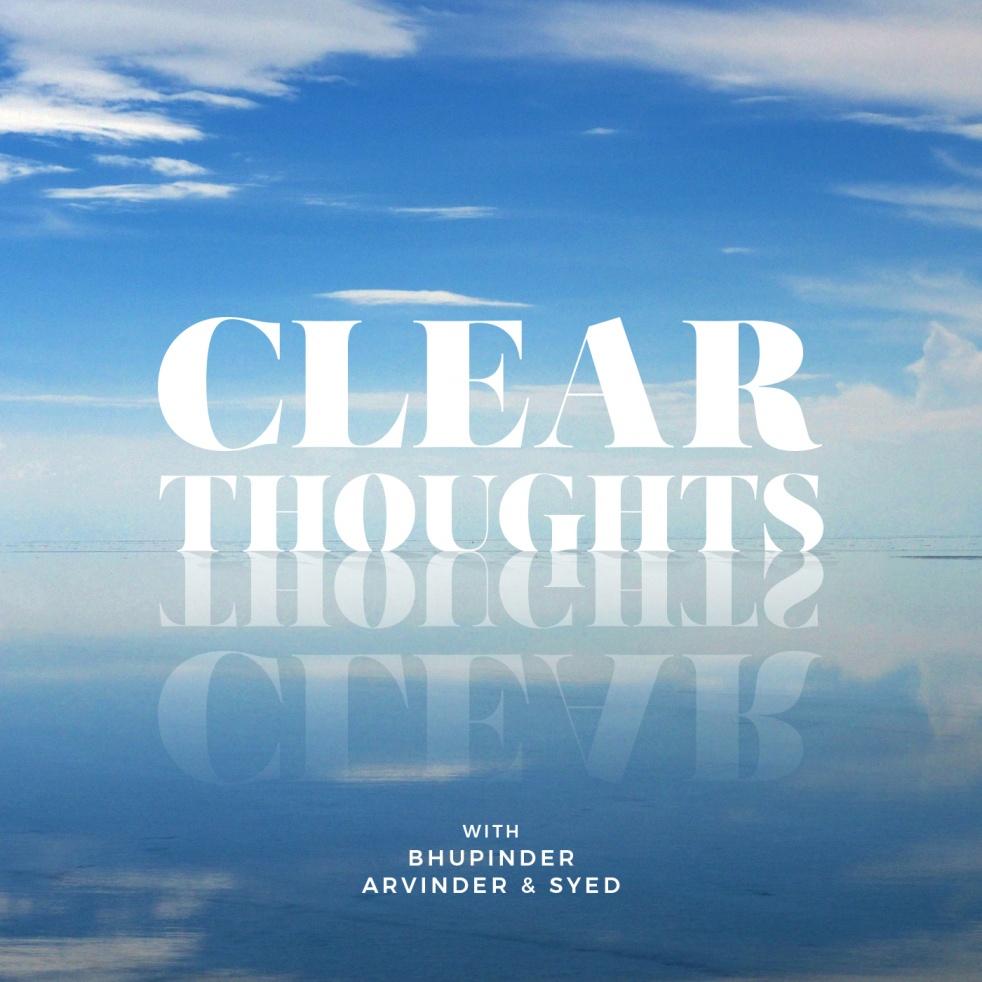 Clear Thoughts - imagen de portada