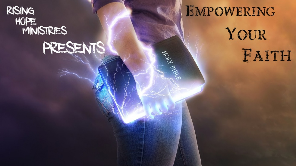 Empowering Your Faith - Cover Image