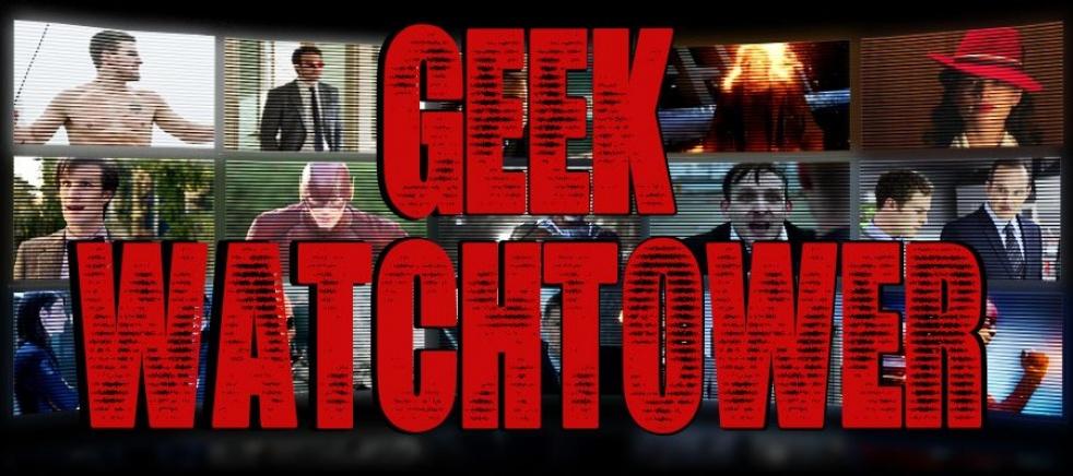 Geek Watchtower - immagine di copertina