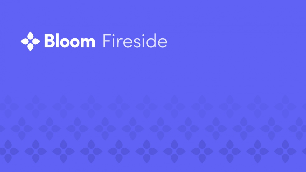 Bloom Fireside - show cover