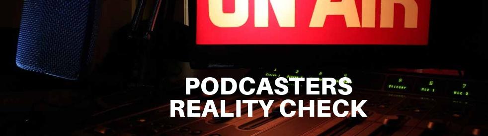 Podcasters Reality Check - imagen de show de portada