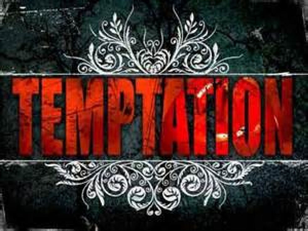 Your Temptation Is Your Test #1 - Cover Image
