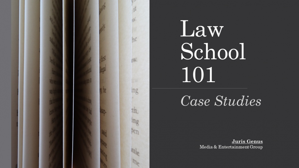 Law School 101 - Cover Image