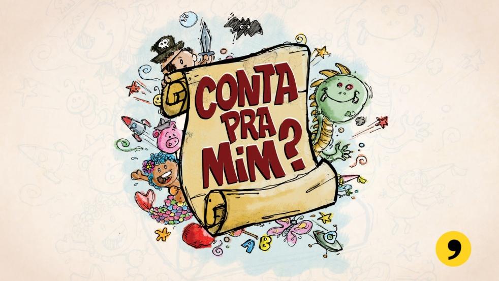 Conta Pra Mim? - Cover Image