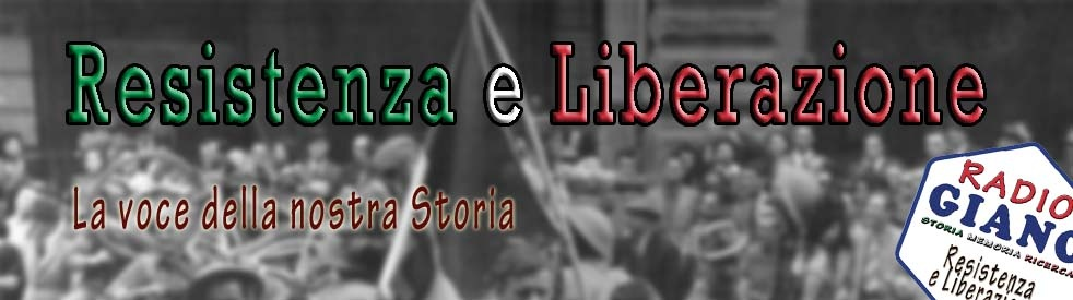RESISTENZA e LIBERAZIONE - immagine di copertina