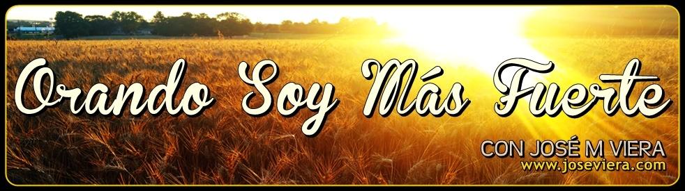 Orando Soy Más Fuerte - show cover