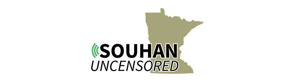 Souhan Uncensored - immagine di copertina dello show