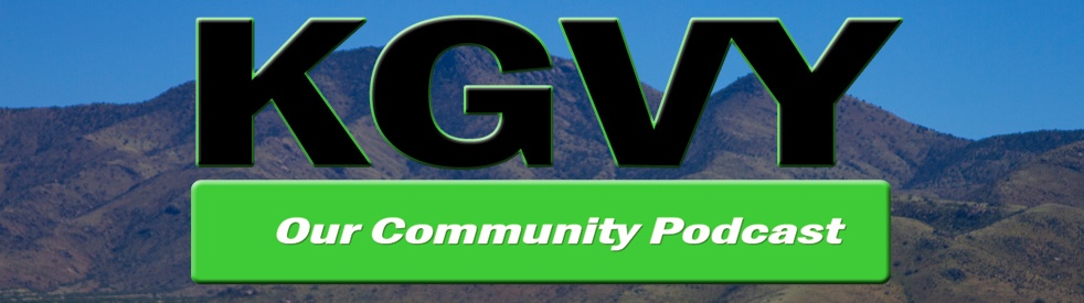 KGVY Our Community Podcast - Cover Image
