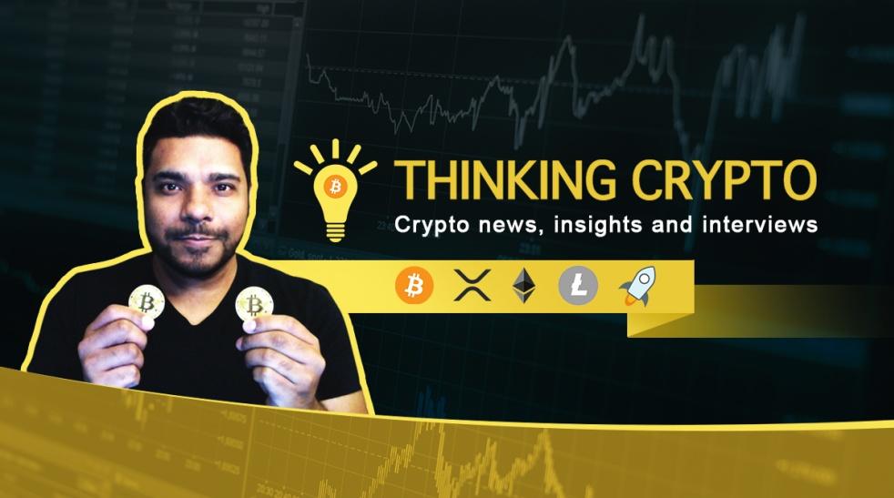 Thinking Crypto News & Interviews - immagine di copertina