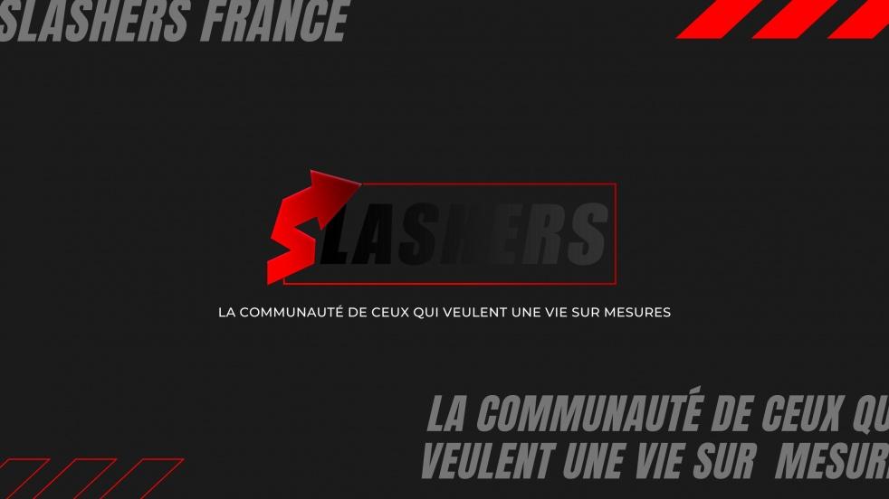 Slashers France - Cover Image