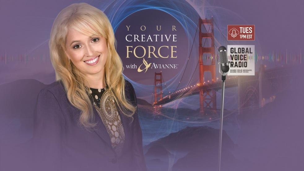 Your Creative Force with Avianne - imagen de show de portada