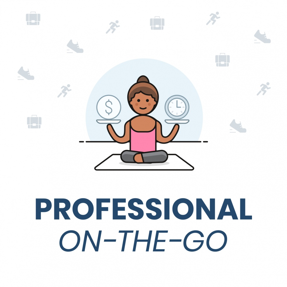 Professional on the Go - show cover