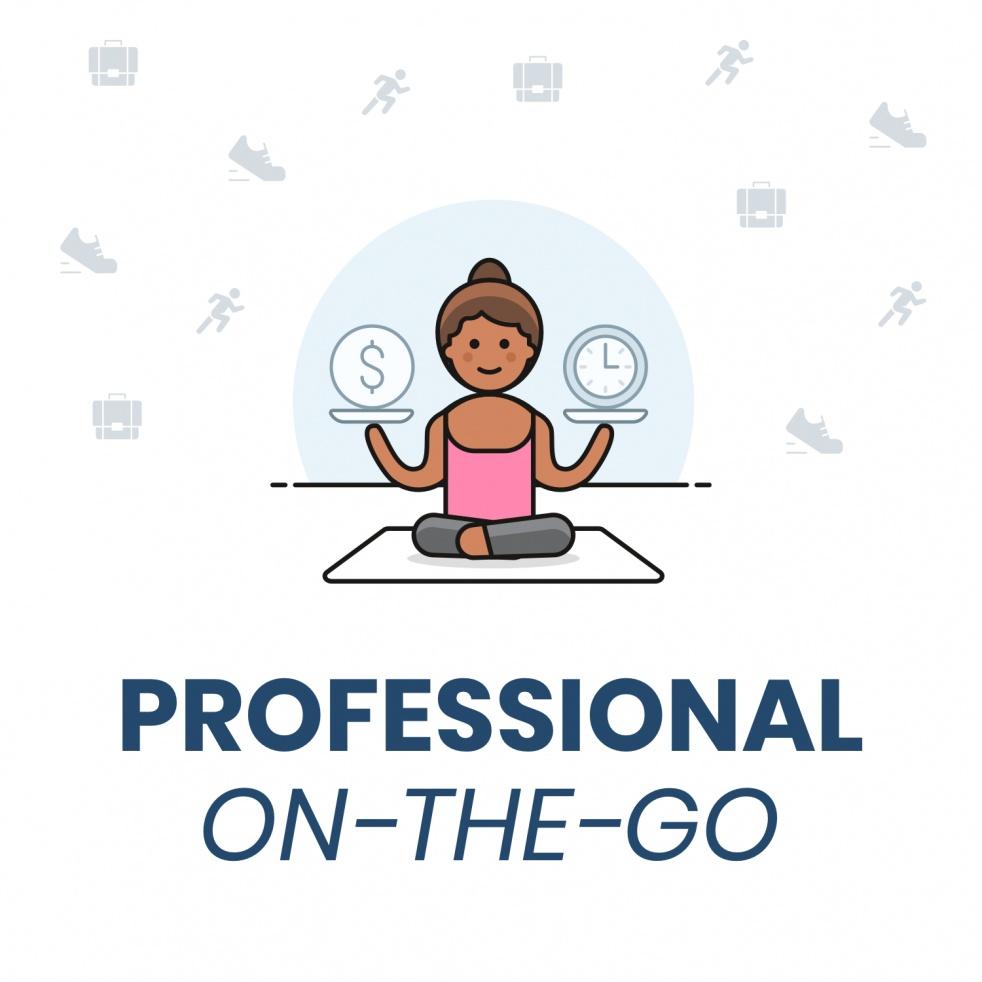 Professional on the Go - immagine di copertina dello show
