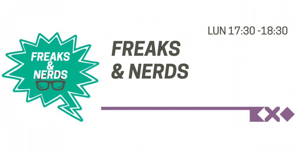 Freaks & Nerds - show cover