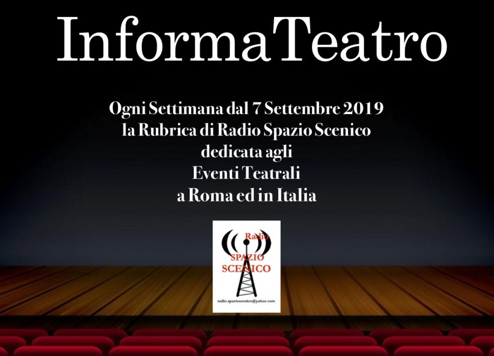 Informa Teatro - Cover Image