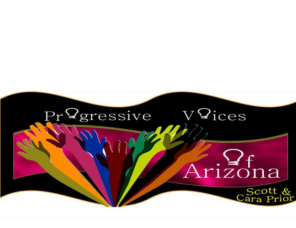 Progressive Voices of Arizona! - show cover