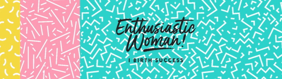 Enthusiastic Woman! - Cover Image