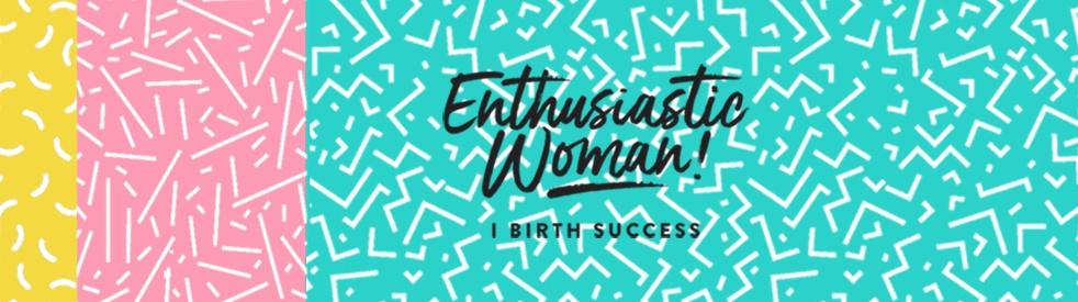 Enthusiastic Woman! - imagen de portada