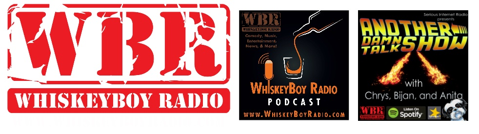 WhiskeyBoy Radio – Variety Podcast - show cover