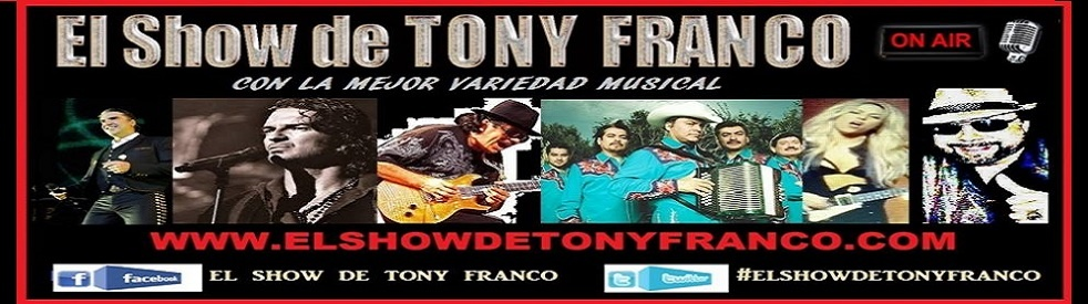 El Show de Tony Franco - Cover Image