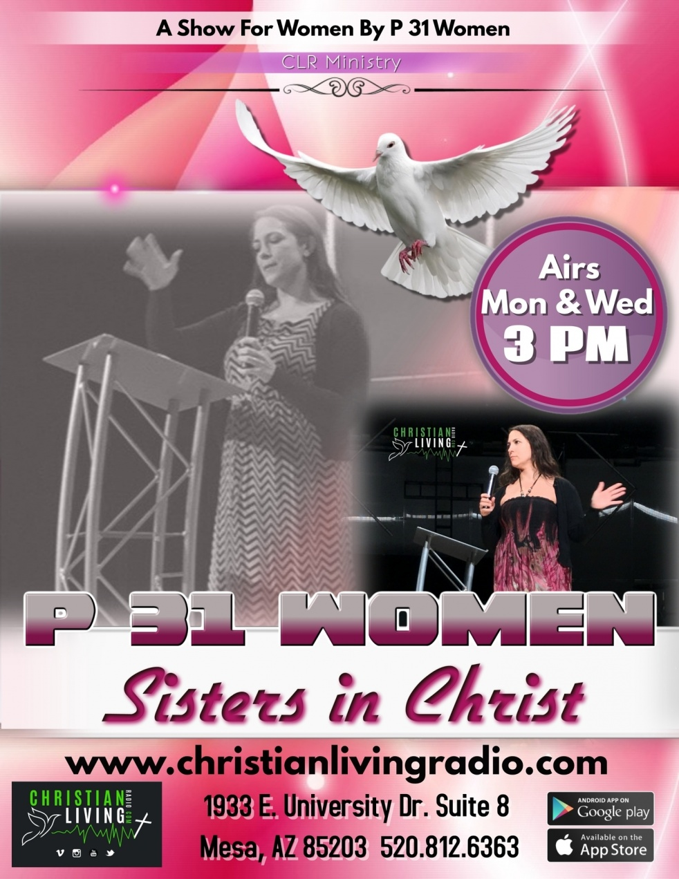 P-31 Women's Channel - show cover
