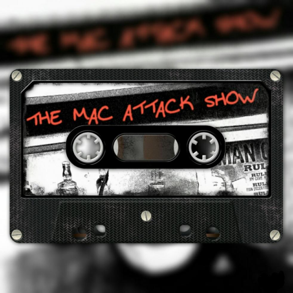 The Mac Attack Show - immagine di copertina