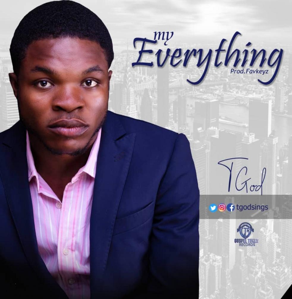 T GOD - immagine di copertina dello show