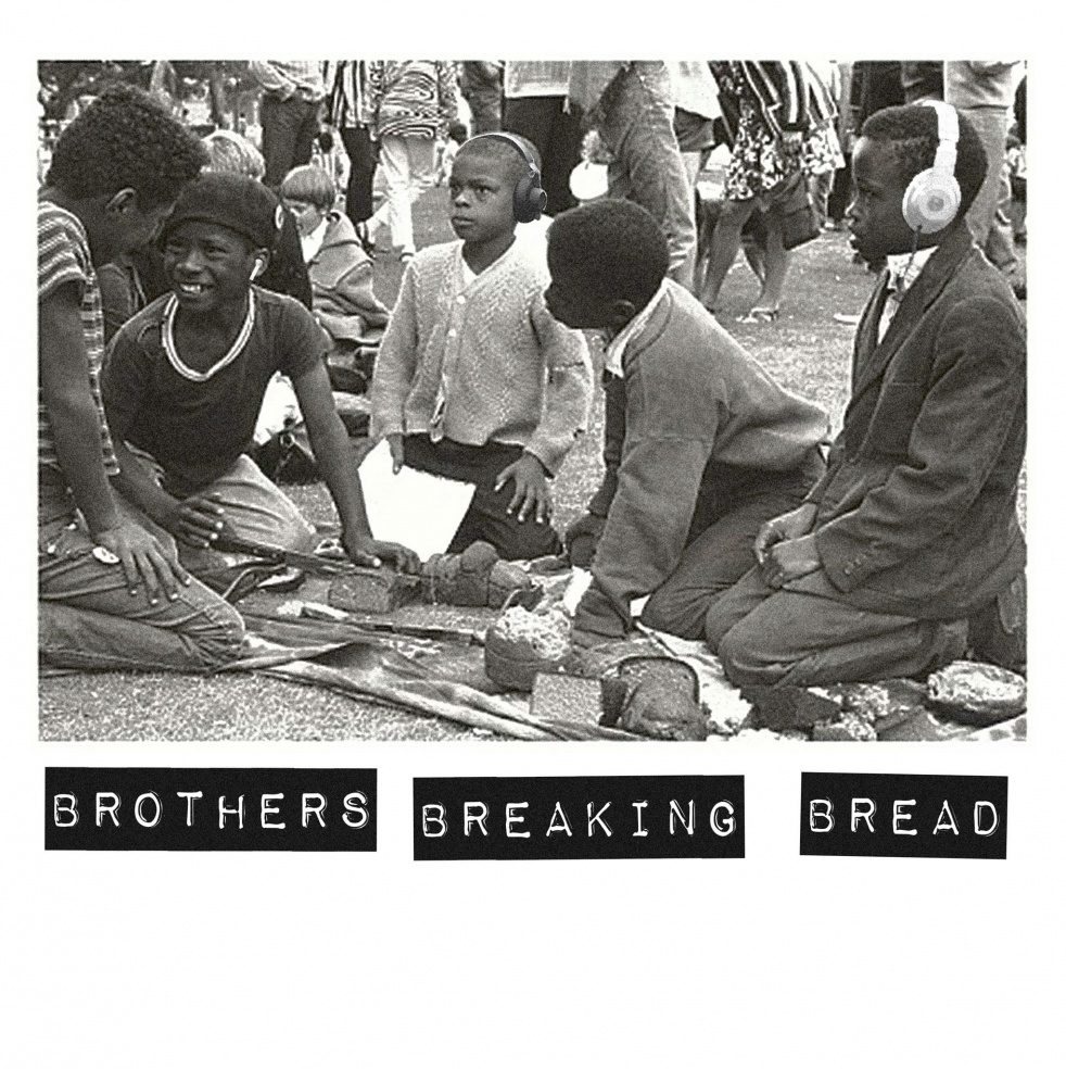 Brothers Breaking Bread Podcast - Cover Image