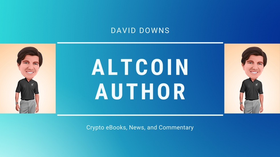Altcoin Author Podcast - show cover