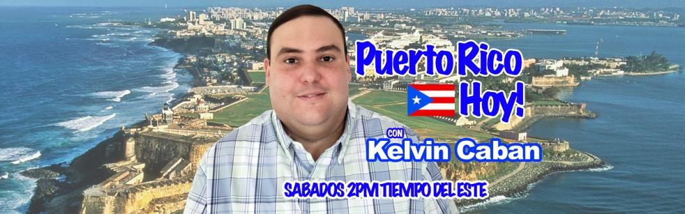 Puerto Rico, Hoy! - imagen de show de portada