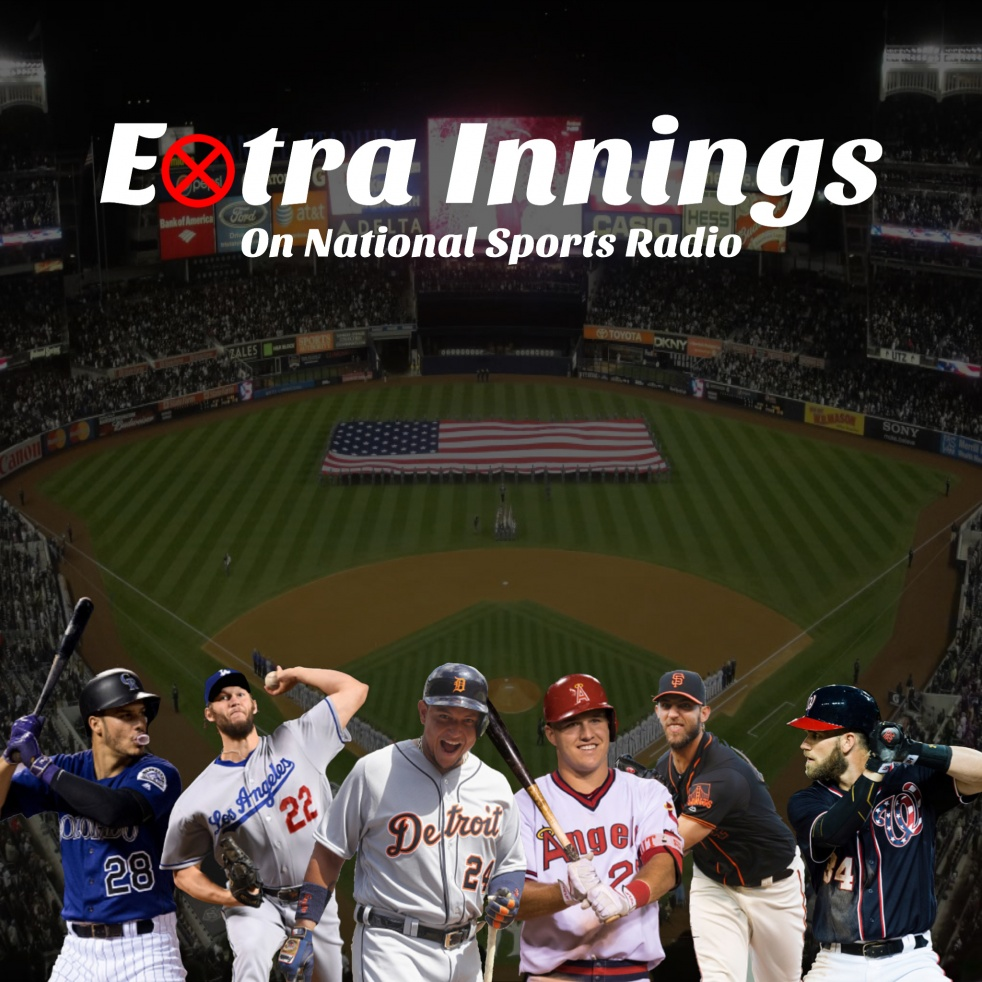 Extra Innings - imagen de show de portada