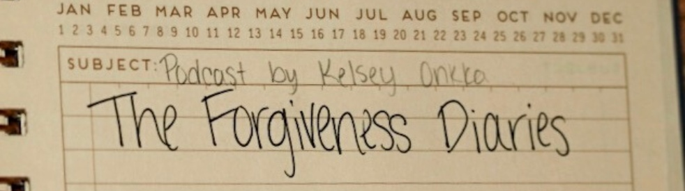 The Forgiveness Diaries - Cover Image