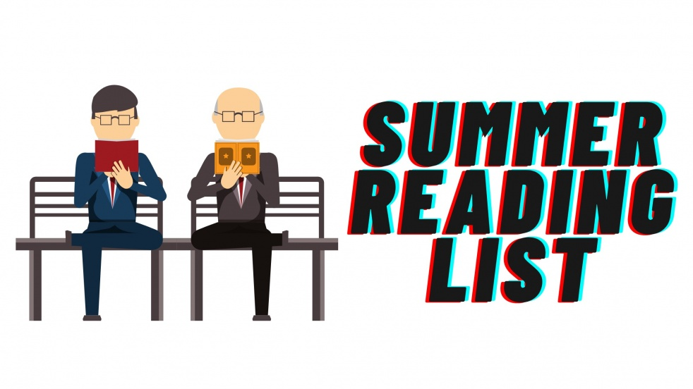 Summer Reading List - Cover Image