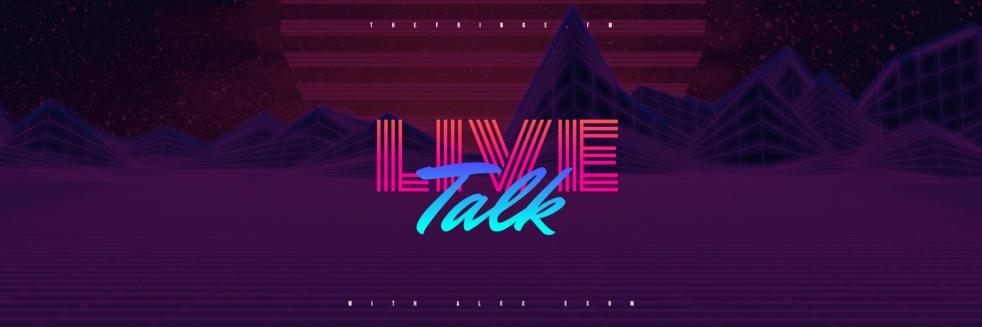 Live Talk with Alex Exum - immagine di copertina dello show